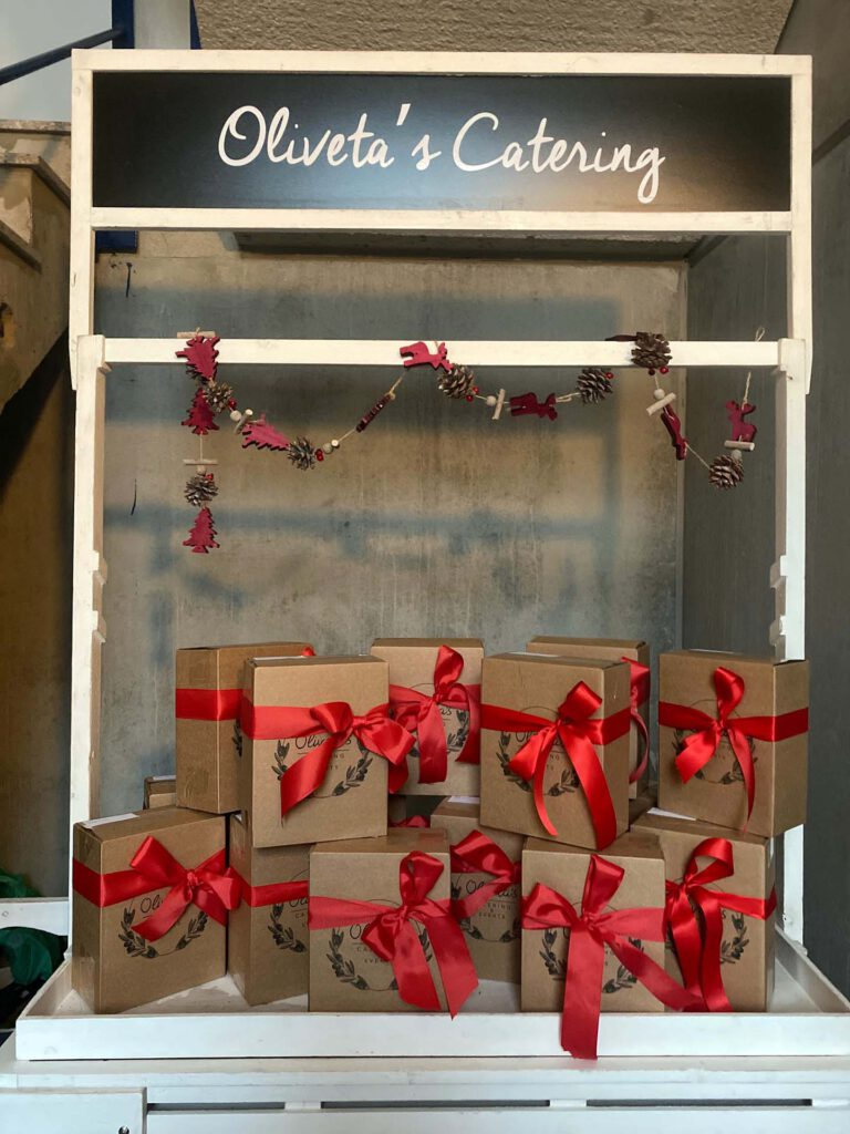 cajas regalo empresa olivetas